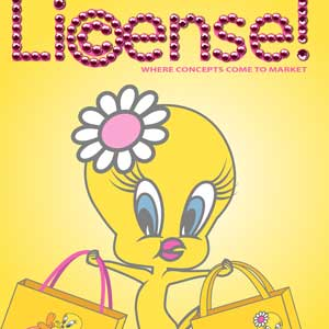 TweetyLicense!cover-300